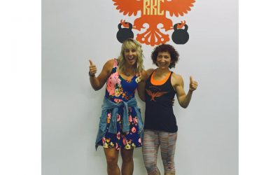 1 Kettlebell Workout with Jen Sinkler