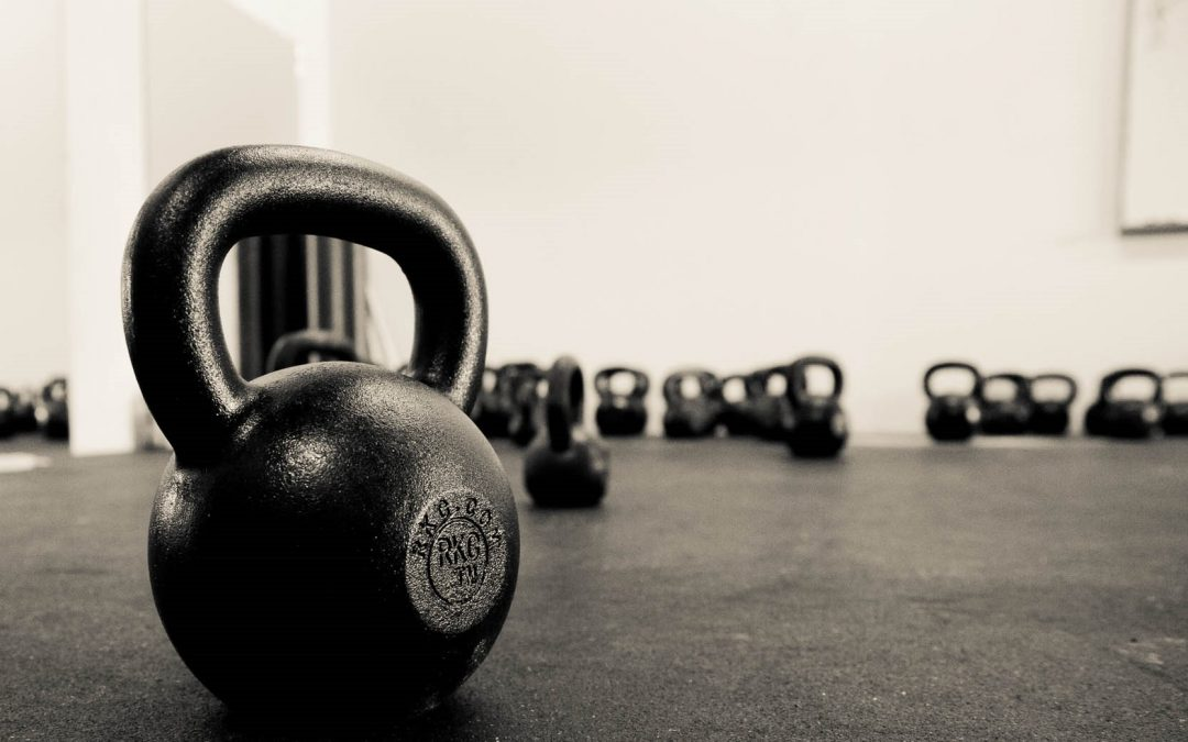 Kettlebell classes help you train smarter